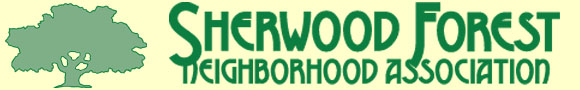 Sherwood Forest Neighborhood Association Crier April 1, 2021