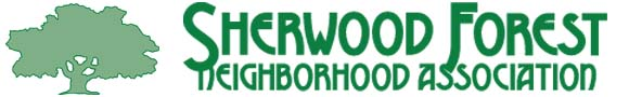Sherwood Forest Neighborhood Association Crier September 2, 2016