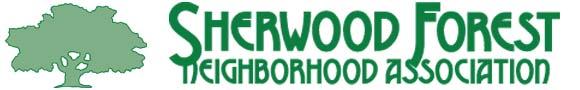 Sherwood Forest Neighborhood Association Crier October 1, 2018