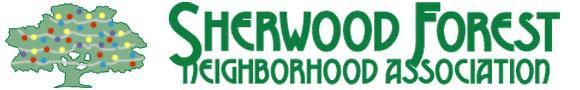 Sherwood Forest Neighborhood Association Crier December 27, 2019