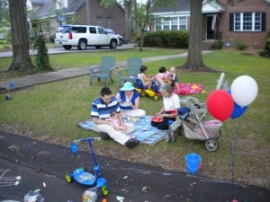 Spring Block Party 2011